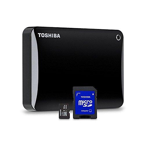 Toshiba Connect Portable microSDHC Adapter