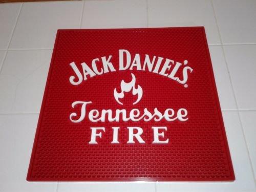 Jack Daniels Tennessee Fire XL Waitstation (Jack Daniels Glass Mug)