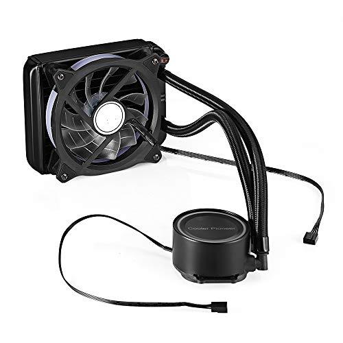 Water Cooling DEEHOME Series HB120 STD Liquid CPU Cooler, ML
