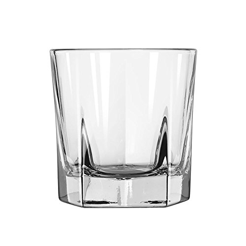 Libbey 15480 Inverness 7 Ounce Rocks Glass - 24 / (Hurricanes Rocks Glass)