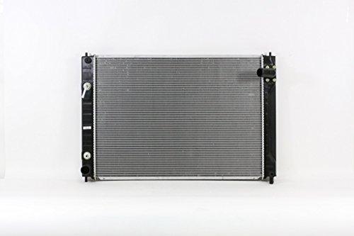 Radiator - Pacific Best Inc For/Fit 13266 11-13 Infiniti M56 Automatic V8 5.6L Plastic Tank Aluminum Core