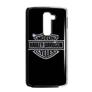 LG G2 Phone Cases Black Harley Davidson BOK502136