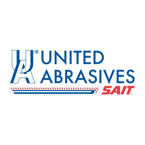 United Abrasives SAIT 77716 2X1X1/4 Non-Woven Interleaf Wheel Very Fine 180 Grit, 10 pack by United Abrasives SAIT