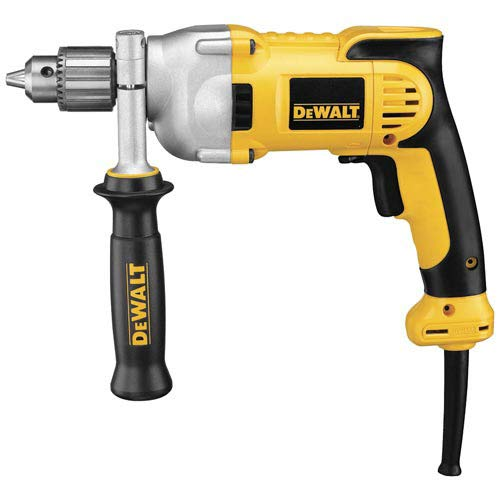 Dewalt DWD210GR 1/2-Inch Variable Speed Reversible Drill Kit (Certified Refurbished)
