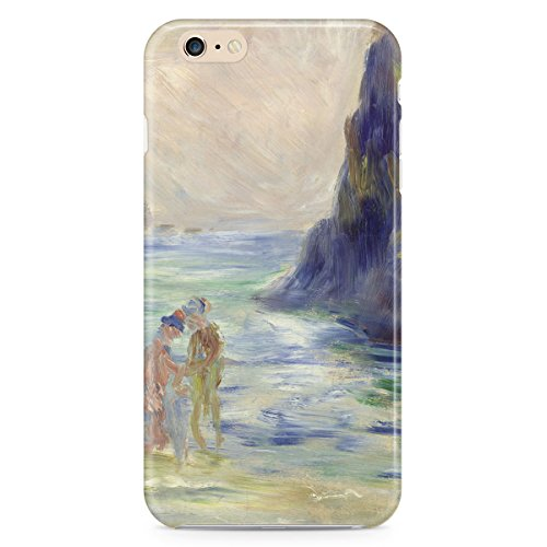 Phone Case For Apple iPhone 6 Plus - Renoir Guernsey Art Painting Back Premium