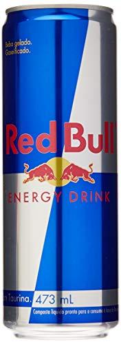 Energético Red Bull Energy Drink Pack com 12 Latas de 473ml