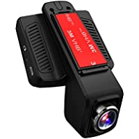 TOGUARD Dash Cam,WiFi Dashboard Camera,Stealth Full HD 1080P Dash Camera,170 Degree Wide Angle Lens, 2.45 IPS LCD,Car DVR Road Video Recorder, Loop Recording, HDR, Parking Monitor, Motion Detection