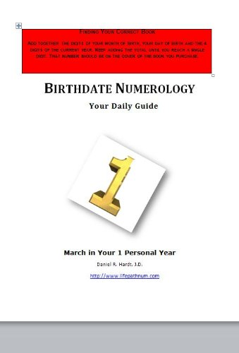 march 1 numerology