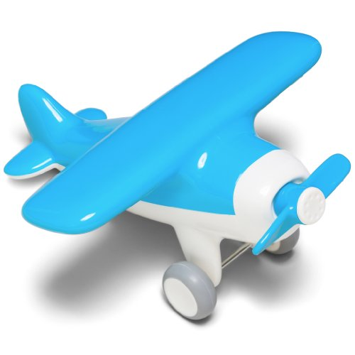 Kid O Air Plane Early Learning Push & Pull Toy