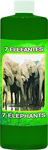Spiritual Water 7 Elephants 16ozAGUA ESP 7 ELEFANTE 16oz
