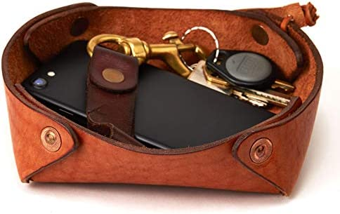 Alta Andina Leather Catchall Vegetable product image