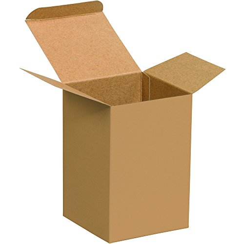 Reverse Tuck Kraft Folding Cartons - 3