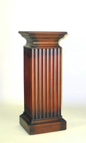 Amazoncom Wayborn Home Furnishing Pedestal Plant Stand - Column pedestal plant stand