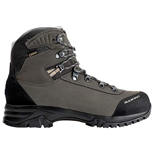 Mammut Trovat Advanced High GTX Hiking Boots - Mens Graphite/Taupe 11