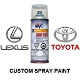 Finish-Rite Custom Spray Paint Toyota (SPRAY PAINT, 040 - SUPER WHITE)
