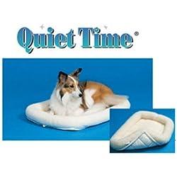 """MidWest Homes for Pets Quiet Time Fleece Pet Mat Size: Medium (30"""" L x 21"""" W)"""
