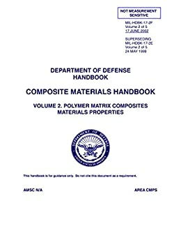 Amazon com: COMPOSITE MATERIALS HANDBOOK VOLUMES 1, 2, 3, 4 & 5