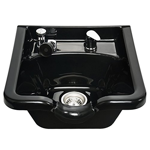 Stainless Drainage Accessories Shampoo Bowl Hair Sink Basin (Best Salon Shampoo For Thin Hair)