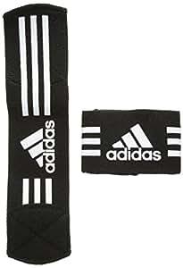 brand new 7e917 259ea Adidas Ankle Strap - Tobillera elástica, color negro (Black White ...