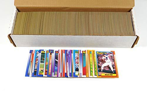 1990 Topps Baseball Complete Set (792) Sammy Sosa Frank Thomas RCs Ryan