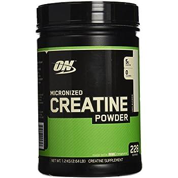 Optimum Nutrition Micronized Creatine Powder -- 1200 g