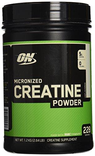 Optimum Nutrition Micronized Creatine Powder – 1200 g