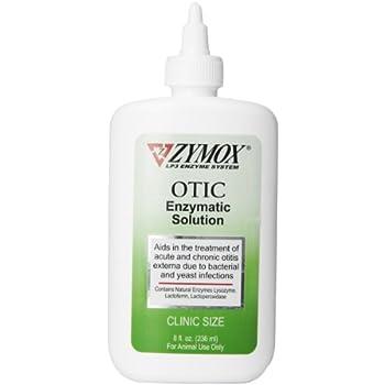 Amazon Com Zymox Otic Enzymatic Solution Pet Ear