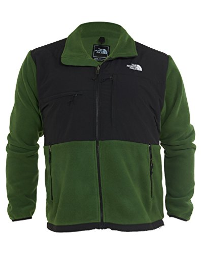 Full Zip The Men's North Green Black Face Denali Jacket OwFzxSFq