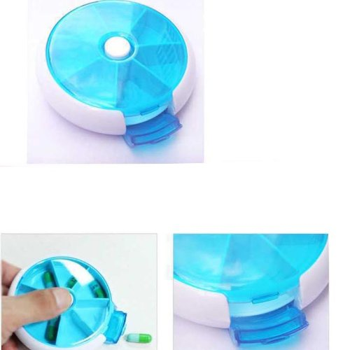 generic-7-day-round-tray-pill-box-cases-container-dispenser-medicine-vitamins-heath-care