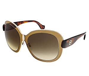 Balenciaga Ba3 Womens/Ladies Designer Full-rim Gradient Lenses Sunglasses/Sun Glasses