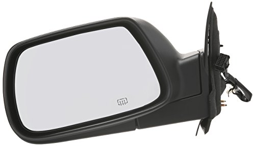 Jeep Cherokee Mirror (Depo 333-5401L3EFH Texture Black Driver Side Power Heated Mirror)