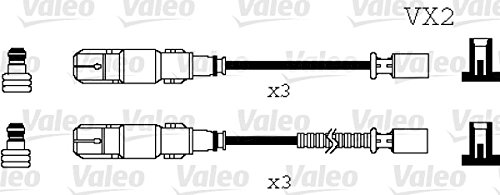 Valeo 346071 Ignition Cable: