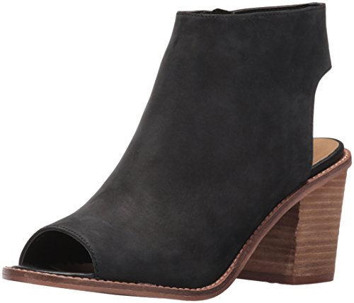 Laundry Ankle Calvin Leather Women Bootie Black Chinese ZTqdnxZ