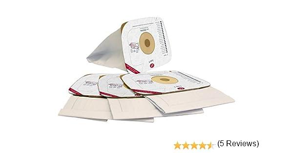 Lux 4 Bolsas Originales de Tela para aspiradora 1: Amazon.es: Hogar