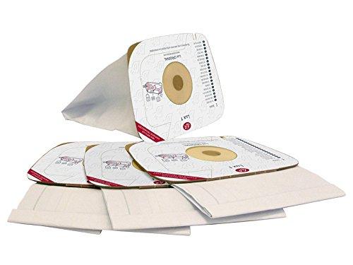 4 sacchetti originali per aspirapolvere, Lux. Per i modelli: Lux 1
