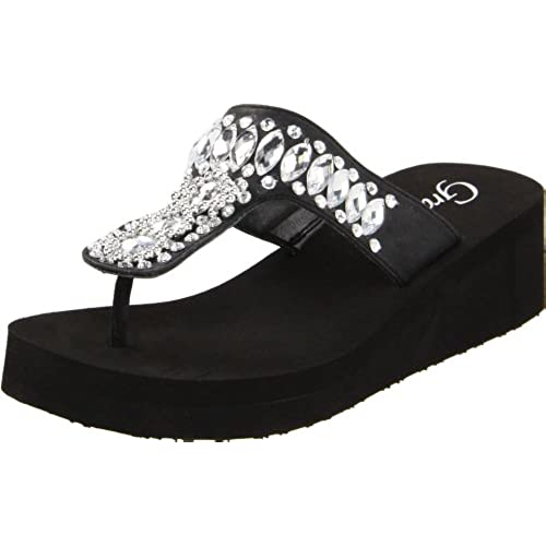 92d440639 Grazie Women s Jackie Platform Sandal 80%OFF - appleshack.com.au