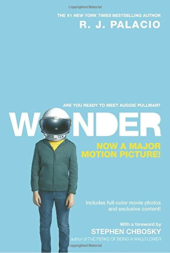 Book cover from Wonder Movie Tie-In Editionby R. J. Palacio