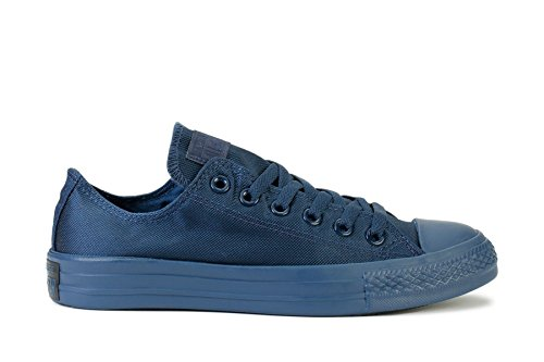 Converse Chuck Taylor All Star OX Fashion Sneaker Shoe - Midnight Hour - Mens - 4