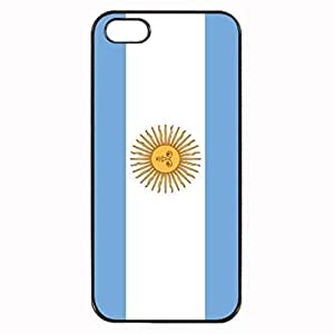 National flag Custom Image Case iphone 4 case , iphone 4S case, Diy Durable Hard Case Cover for iPhone 4 4S , High Quality Plastic Case By Argelis-sky, Black Case New