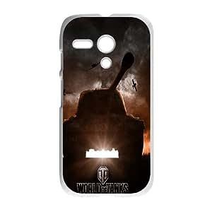 Motorola Moto G Phone Case Cover World Of Tanks WT6708