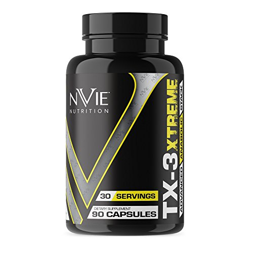 90 Capsules Xtreme Lean (NVIE Nutrition TX-3 Xtreme 90 Capsules)