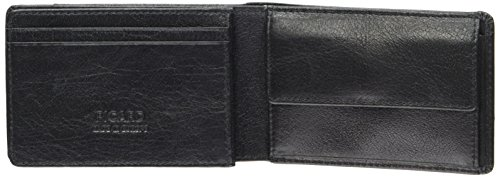Picard Schwarz Schwarz Black 1 1 Men's Wallet Buddy Picard Buddy Men's Wallet Black Picard HAwFatqx