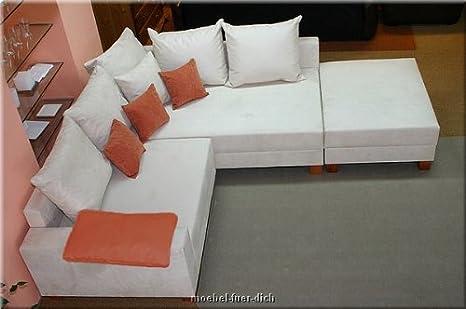 Piacevole paesaggio con letto funzione divano divano angolare