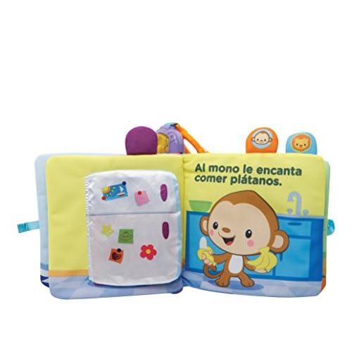Vtech Baby Livre De Cor Jouet Interactif Vtech 3480