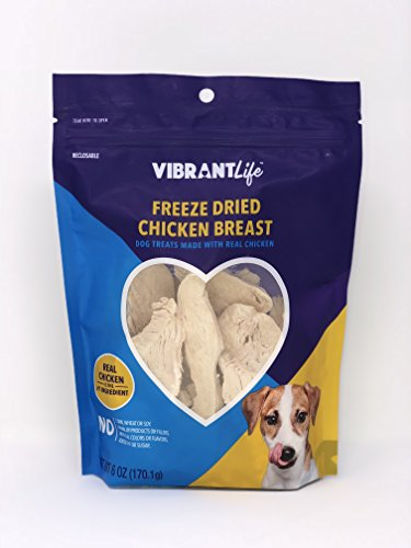 Vibrant Life Freeze Dried Chicken Breast (6oz) For Sale