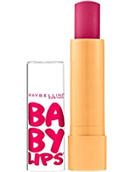 Maybelline Baby Lips Moisturizing Lip Balm, Cherry Me...