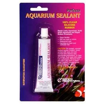 MarineLand Fish & Aquatic Supplies Silicone Sealer 1 oz (Tube) ()