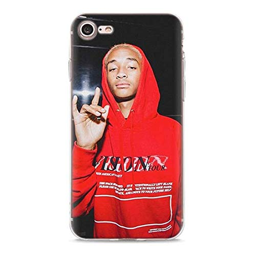 Water Shirt Rap 2 M Inspired by jaden smith Phone Case Compatible With Iphone 7 XR 6s Plus 6 X 8 9 Cases XS Max Clear Iphones Cases High Quality TPU Summertime- 33003732141 Bieber Jayden