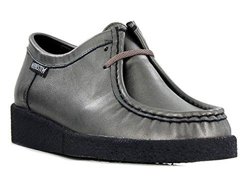 Mephisto 4800 Lacet Kaki Noir chaussure christy Cuir femme rCrqwaP