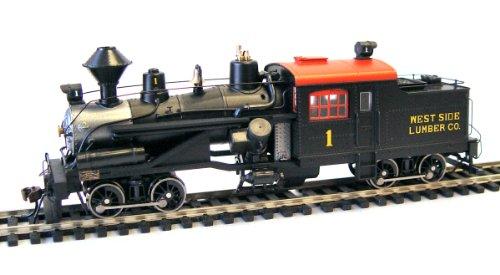 Rivarossi HO Scale HR2409 Heisler Steam Locomotive